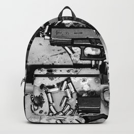 Steel n Ammo Backpack