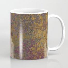 Dark rough copper red ground Coffee Mug