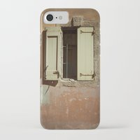 window iPhone & iPod Cases featuring Window by Maria Heyens