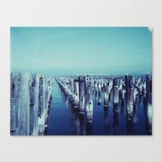 Princes Pier Canvas Print
