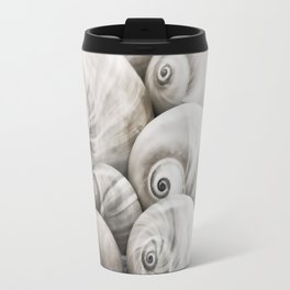 Shark's eye shell collection Travel Mug