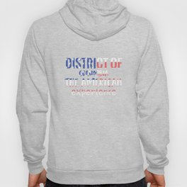 District of Columbia The American Experience Hoody