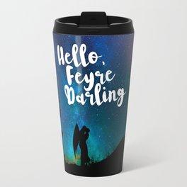 Hello, Feyre Darling - ACOMAF Travel Mug