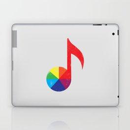 Music Theory Laptop & iPad Skin