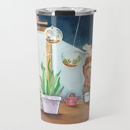 Musky Indoor Garden Travel Mug