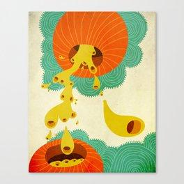 December 1 Canvas Print
