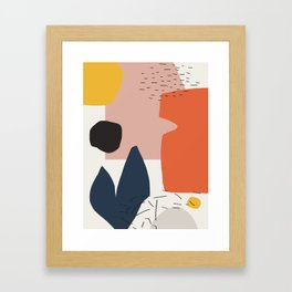 Shapes #474 Framed Art Print