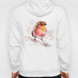 Adventure Awaits (Baby Robin Red Breast) Hoody