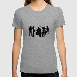Jazz group T-shirt