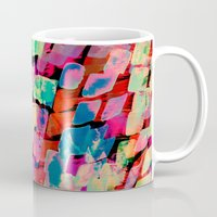 mineral Mugs featuring Mineral by Amy Sia