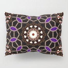 Mandala network Pillow Sham