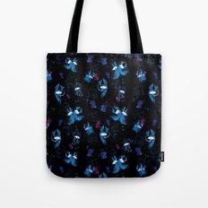 Disco pattern Tote Bag