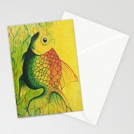 LEONARD-GONZA - FISH Stationery Cards
