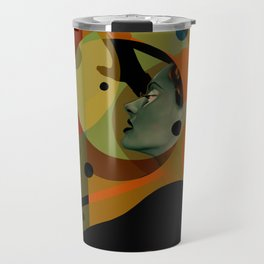 Technicolor, Looking to the other side Travel Mug