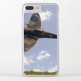 Spitfire MK356 Clear iPhone Case