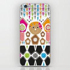 Cuckoo Time iPhone & iPod Skin