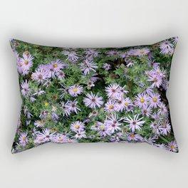 Fall Asters Rectangular Pillow