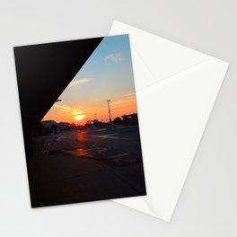 Sunrise, Montmorency Station Stationery Cards