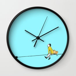 Like 'Single Rider' Wall Clock