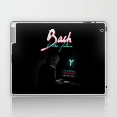 Bach to the Future Laptop & iPad Skin