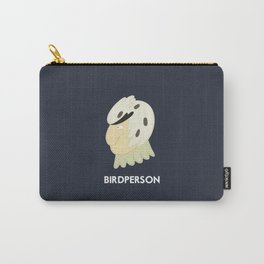 Birdperson Carry-All Pouch