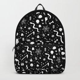 SPOOKY HALLOWEEN! - PATTERN Backpack