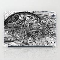 raven iPad Cases featuring Raven by Irina Vinnik