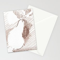 Shadows Sepia Stationery Cards