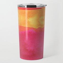color abstract 7 Travel Mug