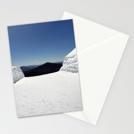 View from Superstar, Killington Stationery Cards