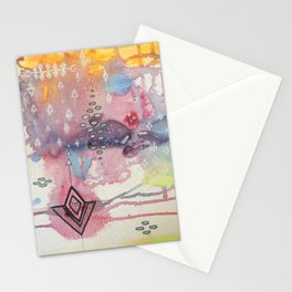 Original Painting Number Twenty-Two Stationery Cards