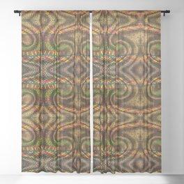 Entropy Sheer Curtain