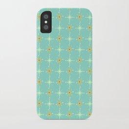 Retro Stars iPhone Case