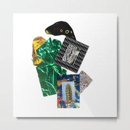Portfolios Metal Print