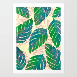 Paradiso II Art Print