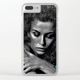 UNBREAKABLE UNSTOPPABLE Clear iPhone Case