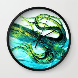 The Mythical Beast Wall Clock