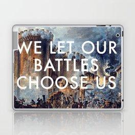 Glory of Storming the Bastille Laptop & iPad Skin