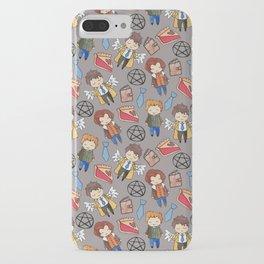 Supernatural iPhone Case