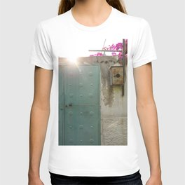 Doorways - Cunda Island T-shirt