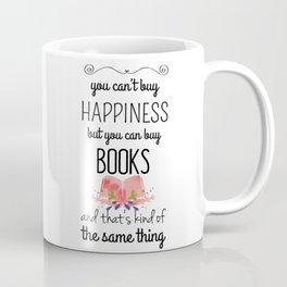you can buy books Coffee Mug