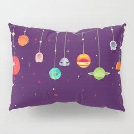 Halloween's Galaxy Pillow Sham