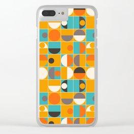 Panton Pop Clear iPhone Case