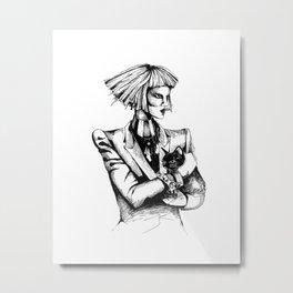 Soulmate Metal Print