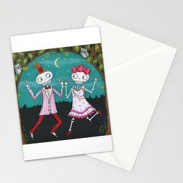Moonlight Mambo Stationery Cards