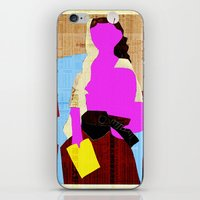picasso iPhone & iPod Skins featuring Picasso Woman by Marko Köppe