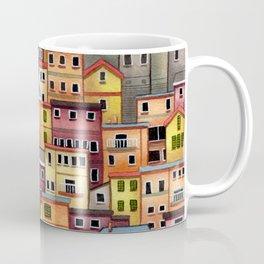 Manarola, Italy Coffee Mug