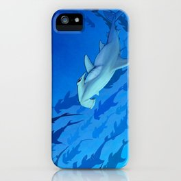 Shark week _The Hammer iPhone Case