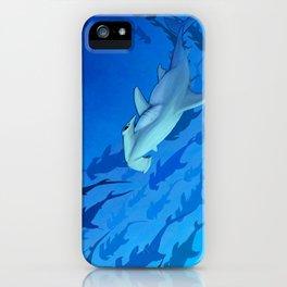 Shark week _The Hammer iPhone Case
