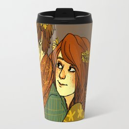 autumn themed Travel Mug
